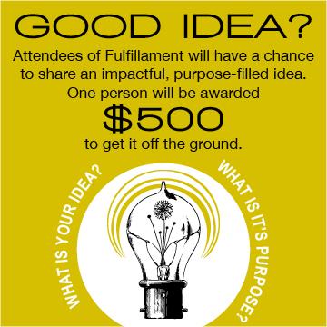 good idea grant fulfillament stories